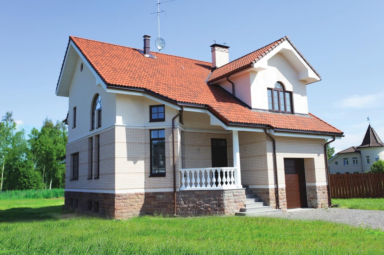 Кирпичные дома ск мера