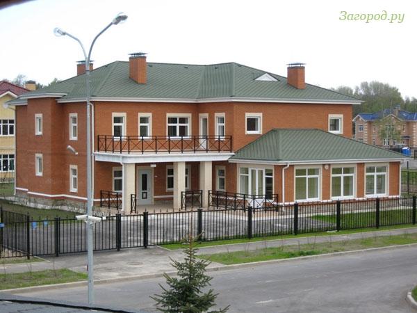 анкт-петербург коттеджный поселок михайловское