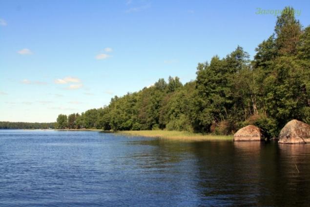 рыбалка на озере мысовое