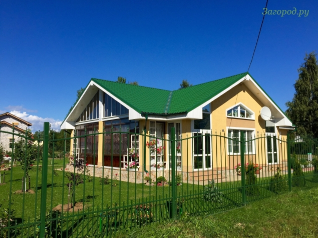 северу коттеджный поселок с ипотекой от 10 ахнул